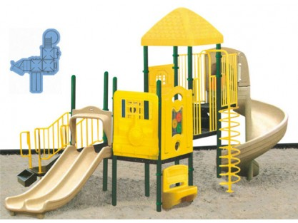 bakcyard outdoor playground