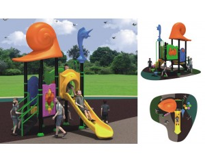 cheap kids outdoor playground