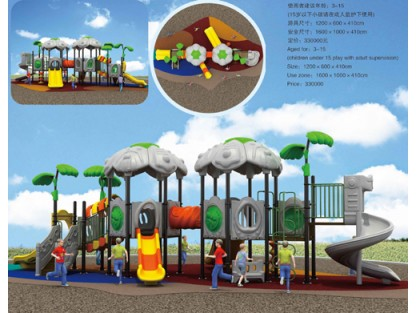 cheap residential outdoor playground