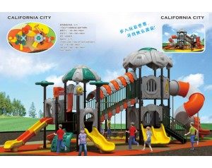 cheap residential outdoor playground equipment