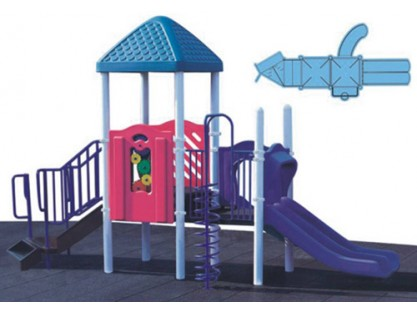 home kids playground