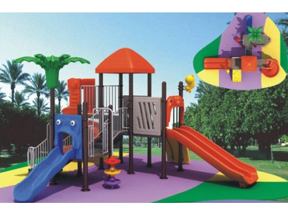 home swings and slides
