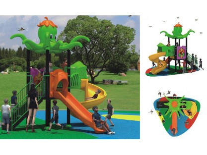 Ocean Theme cheap playground equipment