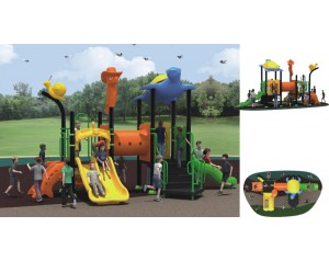Ocean Theme commercial playground