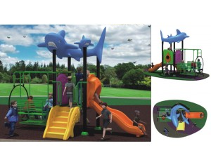 Ocean Theme playground equipment canada