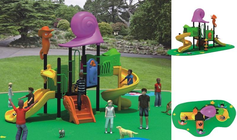 Ocean Theme Playground Park 2500