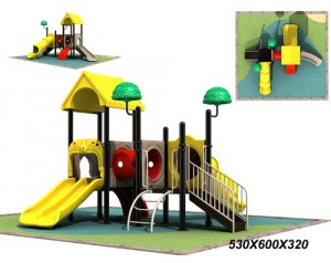 outdoor kids play area