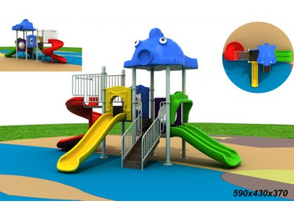 outdoor play equipment for school