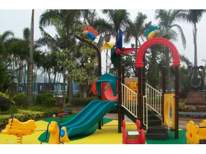 plastic home playground equipment