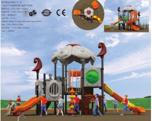 plastic playground outdoor