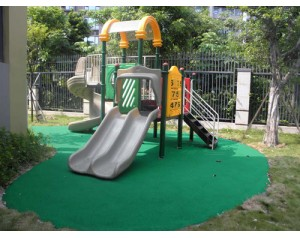 Small Size plastic playground