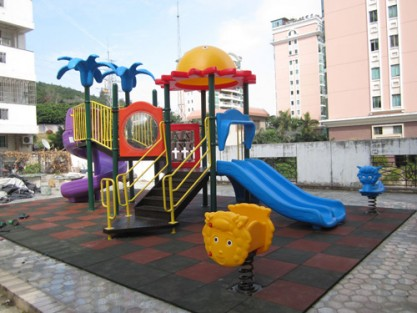 Small Size playgrounds park