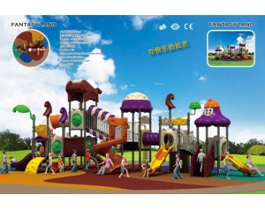 commercial playground equipment company