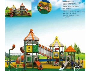 commercial playground equipment manufacturer