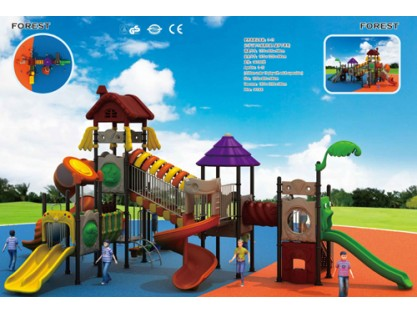 kids outdoor playground factory