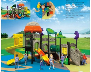 outdoor play structures company