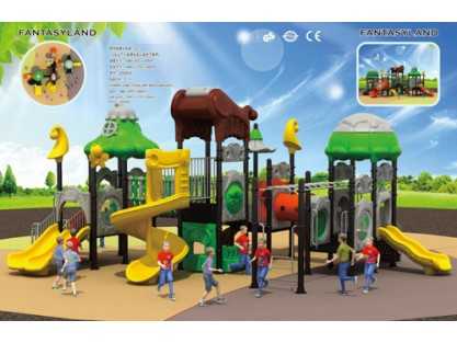outdoor slides company