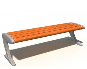 Bench For Park