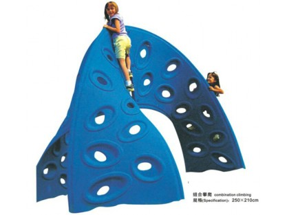 Cheap Wooden Climbing Wall