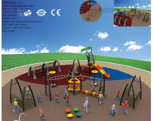 residential outdoor playground