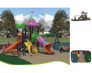 outdoor play center