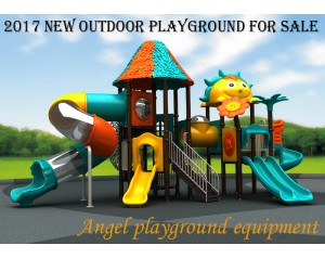outdoor playground equipment