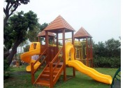 Activities in outdoor playground Should Be in Various Forms