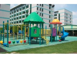 cheap plastic playgrounds for sale