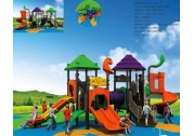Enquiries of outdoor playground equipments in November