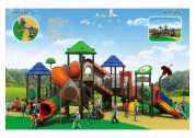How to choose plastic playground equipment for children