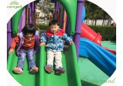 In Outdoor Play Equipment, Children's Emotion Is Combined with Attitude