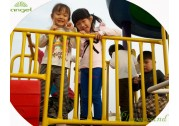 Outdoor Play Equipment Makes Children Concentrate More on Their Own Life