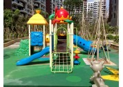 Outdoor Play Equipment Should Devise Different Activities to Change Kid's Life