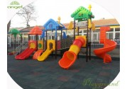 Outdoor Playground Needs Highly Interactive Equipment