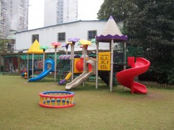 plastic backyard playground equipment