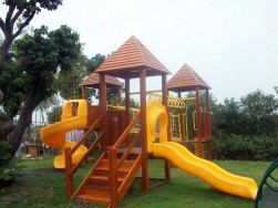plastic backyard playgrounds for sale
