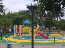 plastic commercial playground equipment for sale