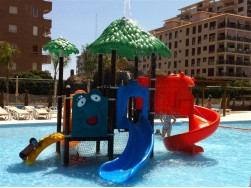 plastic home playground equipment for sale