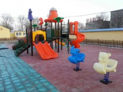 plastic playground equipment for sale