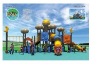 Plastic Playground Equipments Keep Your Children Safe