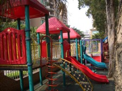plastic swings and slides for sale