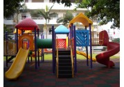Present Situation Of Outdoor Playground Equipment