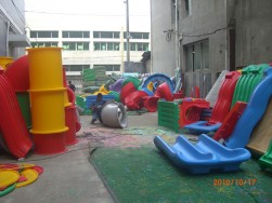 slide playground factory