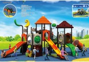 Why Plastic Playground Equipments are Relatively Better?