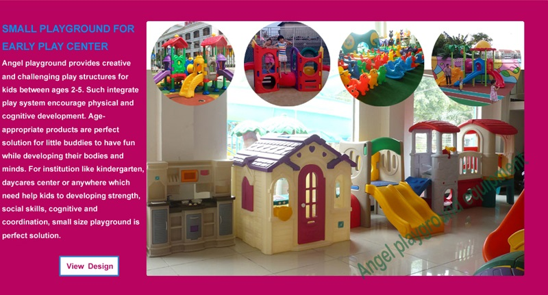 indoor and outdoor play