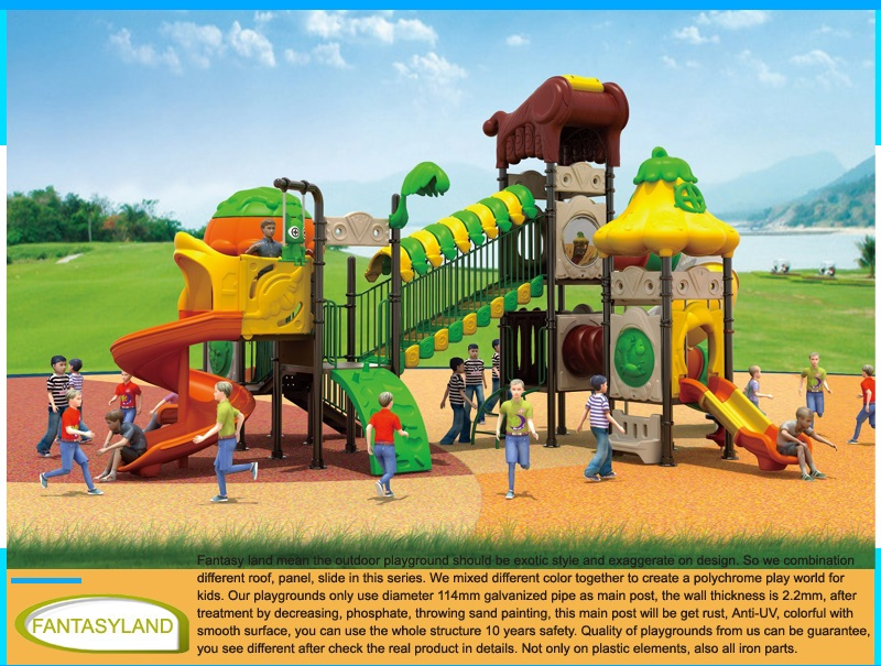 outdoors playground company