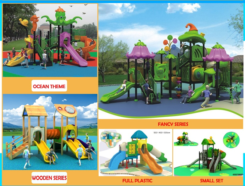Kid playground company