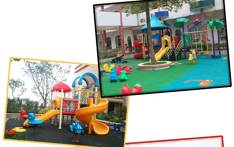 Baby playground supplier