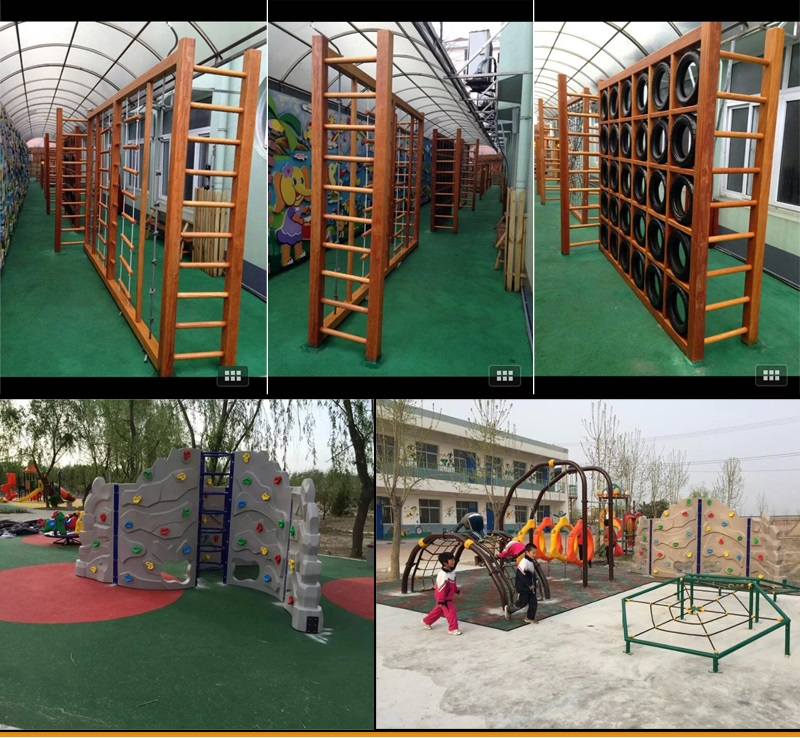 larger outdoor playground