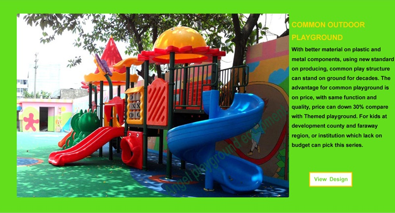 kidz Playground equipment factory